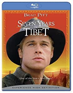 Seven Years in Tibet [Blu-ray] [1997] [US Import]