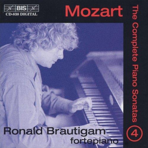 Piano Sonata No. 10 in C Major, K. 330: III. Allegretto