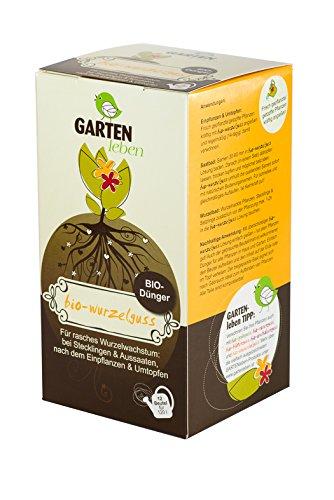 bio-wurzelguss, Tee für Pflanzen - Pflanze Tee