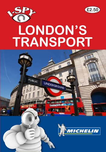 i-SPY London Transport (Michelin i-SPY Guides)