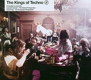 "Afficher ""Kings of techno"""