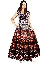 31c8e0a6914 Cotton Women s Ethnic Gowns  Buy Cotton Women s Ethnic Gowns online ...