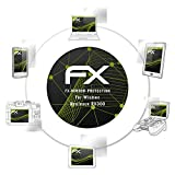 atFoliX Protección de Pantalla para Wismec Reuleaux RX300 Lámina protectora Espejo, efecto espejo FX Protector de pantalla Espejo