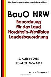 Bauordnung für das Land Nordrhein-Westfalen - Landesbauordnung  (BauO NRW)