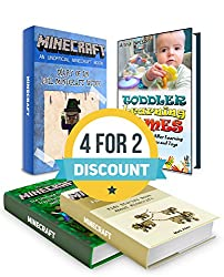 Minecraft Box Set: 23 Innovative Kids Learning Games plus Diary of a Funny Minecraft Kitten and an Evil Minecraft Witch (Minecraft, how to play minecraft, minecraft cheats)