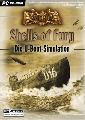 Produktbild 1914 - Shells of Fury - Die U-Boot Simulation