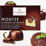 Niederegger Marzipan Pralinés, Mousse au Chocolat, 4er Pack (4 x 112 g)