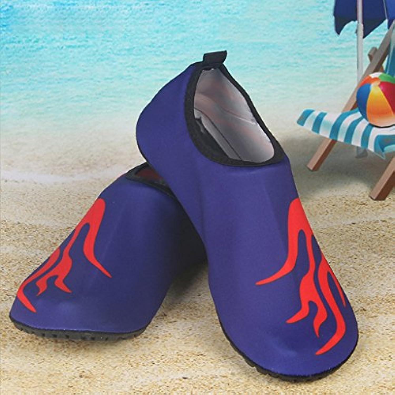 Schwimmschuhe Männer/Frauen Modelle Eva Einlegesohle Barfuß Schuhe TPE Elastomer Watschuhe Schnorcheln Schuhe