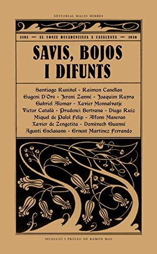 Savis Bojos I Difunts, usado segunda mano  Se entrega en toda España
