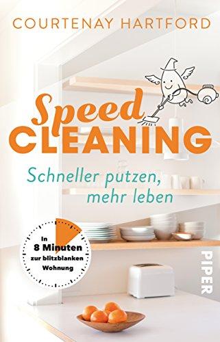 Speed-Cleaning: Schneller putzen, mehr leben – In 8 Minuten zur blitzblanken Wohnung