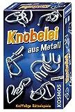 KOSMOS Spiele 711221 - Knobelei aus Metall