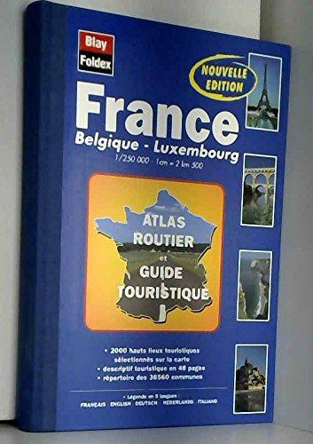 Atlas guide touristique France
