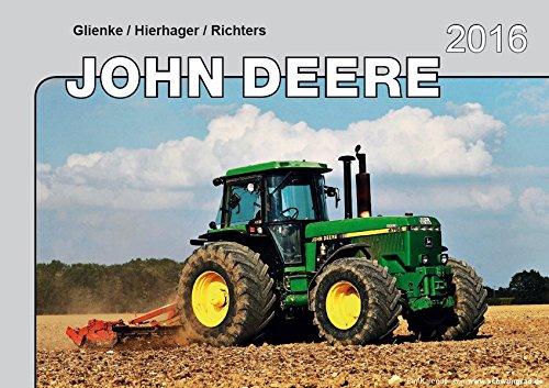 Kalender 2015 John Deere Traktoren im Einsatz (Traktor Kalender 2015)