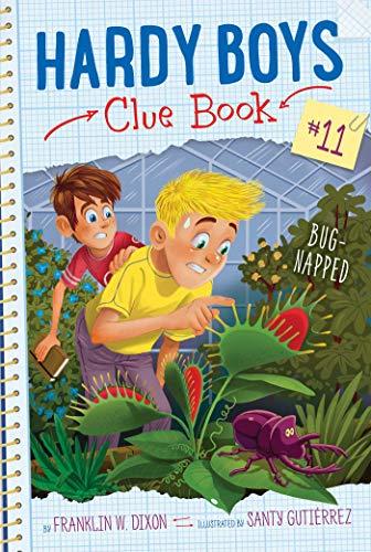 Bug-Napped (Hardy Boys Clue Book Book 11) (English Edition)