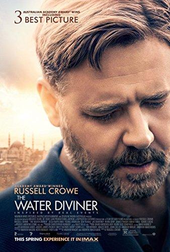 L'acqua Diviner Film-Poster, 70 x 44 cm