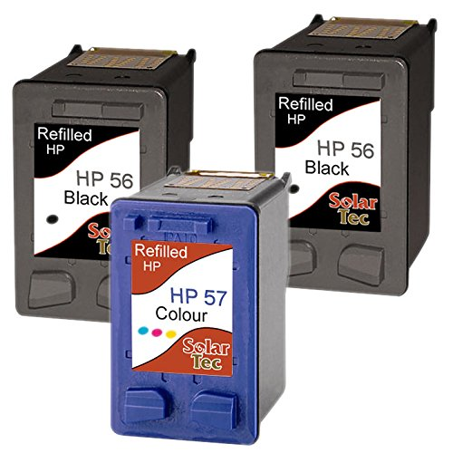 BEST VALUE Refilled HP 56 & 57 Ink Cartridges