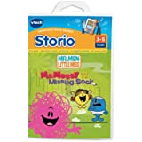 Vtech Storio Animated Reading System Mr Men and Little Miss Software