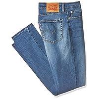 Levi's 18298-0621 Men's Slim FitDenim, Blue, Size 33