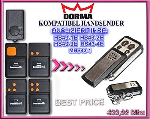 DORMA kompatibel handsender / klone TR-339