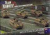 Flames of War Team Yankee Australian M113 (T50) Platoon (TABX02)
