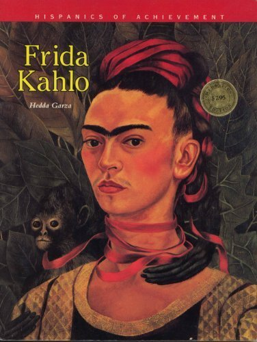 frida-kahlo-pbk-oop-hispanics-of-achievement-by-green-robert-garza-hedda-john-morrison-1993-library-