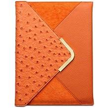 Covert 117-014-PHA-NEXUS5-COV-NAP Suki - Funda tipo sobre para iPad 2, 3 y 4, color naranja