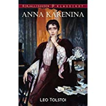 Anna Karenina (Finnish Edition)