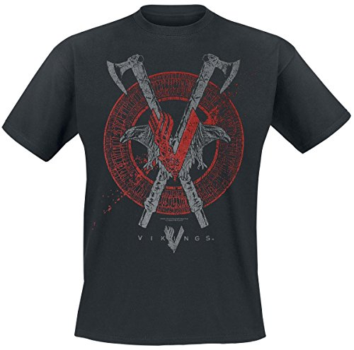 vikings-axe-raven-t-shirt-nero-xl