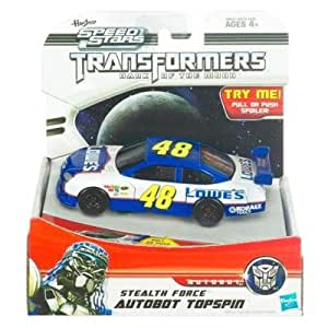 Transformers - Speed Stars - Stealth Force - Autobot Topspin