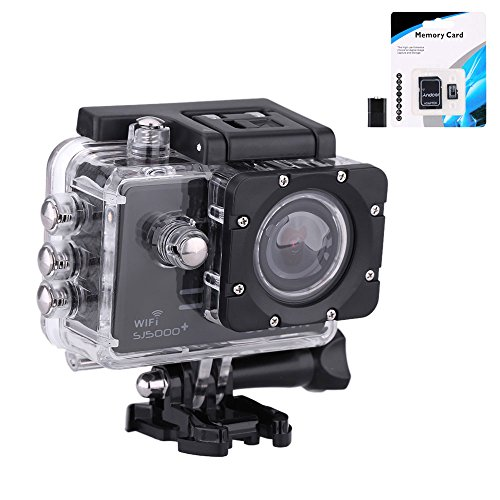 Original Sj5000 Plus Sj5000+ Ambarella A7LS75 1080P 60FPS SJCAM WiFi cámara del coche de HD Action Sports Waterproof Cam DV...