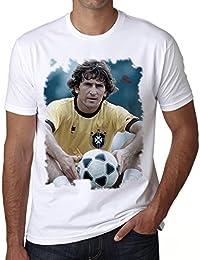 Zico T-shirt,cadeau,Homme,Blanc,t shirt homme