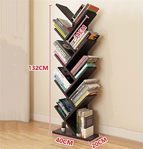 Art- und Weisegroßes Speicher-Bücherregal / Bücherregal, modernes minimalistisches...