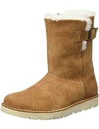 Birkenstock Westford Sheepskin Vl - botas de cuero mujer