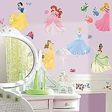 Disney Principesse adesivi murali