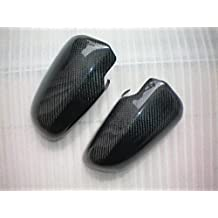 For Audi A4 Cabriolet 2002-2008 Carbon Fiber Mirror Covers