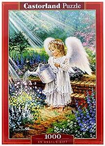CASTORLAND C-103881 - Sierra de Cortar (1000 Piezas), diseño de ángel