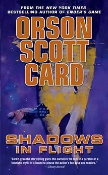 Shadows in Flight: 5 (The Shadow Saga) von [Card, Orson Scott]