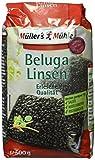 Müller's Mühle Beluga Linsen, 7er Pack (7 x 500 g)