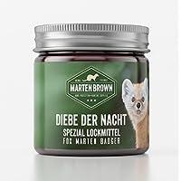 Martenbrown Lure Gel para Marten, Fox, Badger, Raccoon Perfume Atrayente Cebo [250ml] atrayente para martas, zorros, turones, comadrejas, hurones