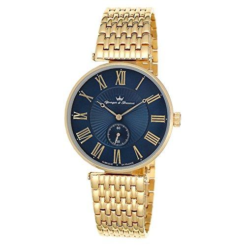 Reloj Yonger & Bresson hombre Azul–HMP 076/GM