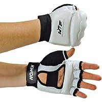 Kwon 40090, Kwon Boxhandschuhe Handschutz WT World TKD, weiß, M, 4009002
