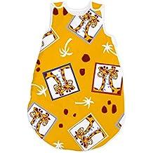 Giraffes (Jirafas) PatiChou Sacos de dormir sin relleno para bebés 0.5 tog
