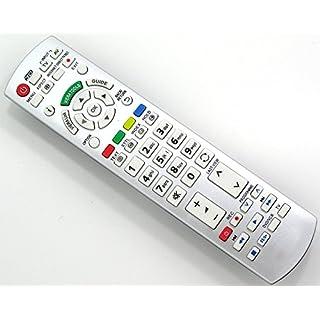 Ersatz Fernbedienung für Panasonic N2QAYB000504 Fernseher TV Remote Control / D1170 / Neu
