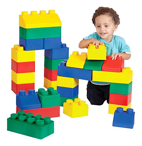 Edushape–Ed 806050–edu' Blocks 50Piezas