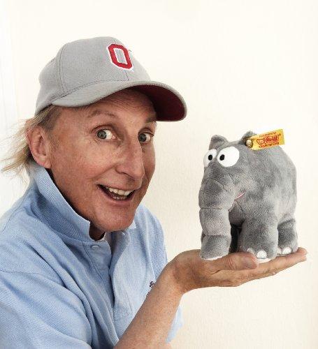 Steiff Ottifant 20 cm - Erstauflage - 674006 - Otto Waalkes - Plüschtier Elefant