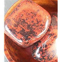 Mahogany Obsidian Tumblestones - Large by Gifts and Guidance preisvergleich bei billige-tabletten.eu