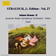 Strauss II, J.: Edition - Vol. 27