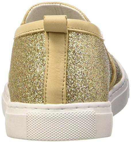 Pennyblack Secolo, Low-Top Chaussures femme Doré
