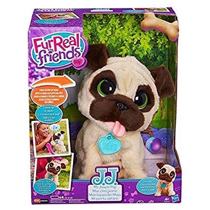 Furreal Friends JJ My Jumping Pug Pet
