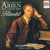 Handel - Nine German Arias / Arleen Auger